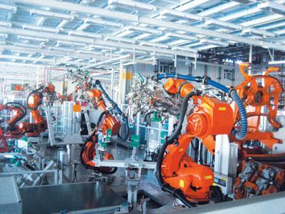 新能源汽车企业精益生产管理体系的研究