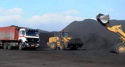 山东煤矿挖掘