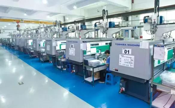 制造业目视化管理:办公区与生产现场图片